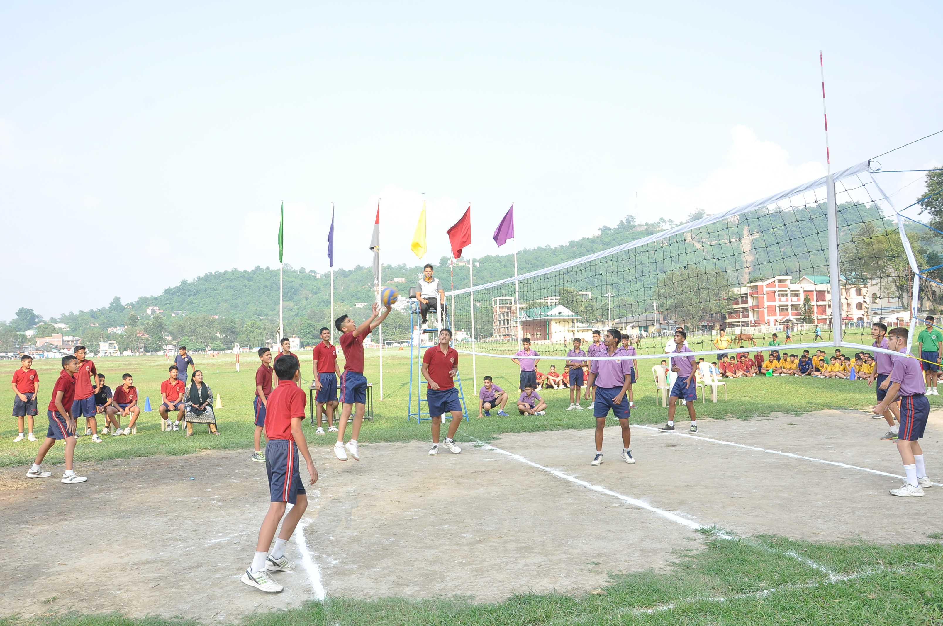 Volleyball (Jrs.) (2)