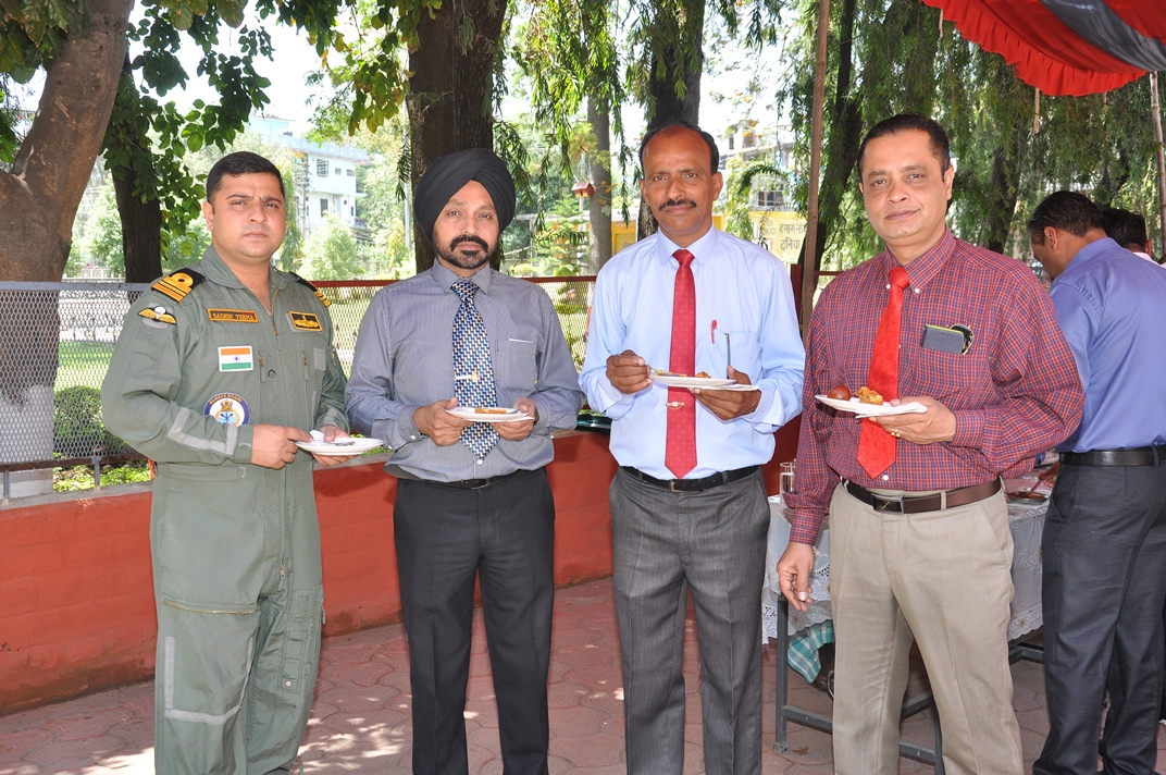 Farewell to Mr S.K. Chadha